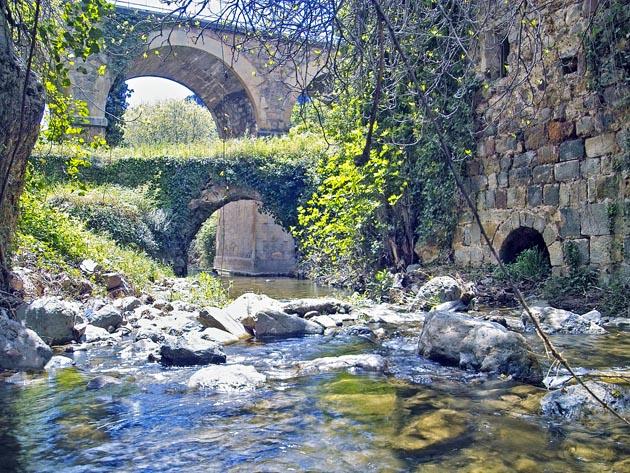 Rio de Alcudia de Veo