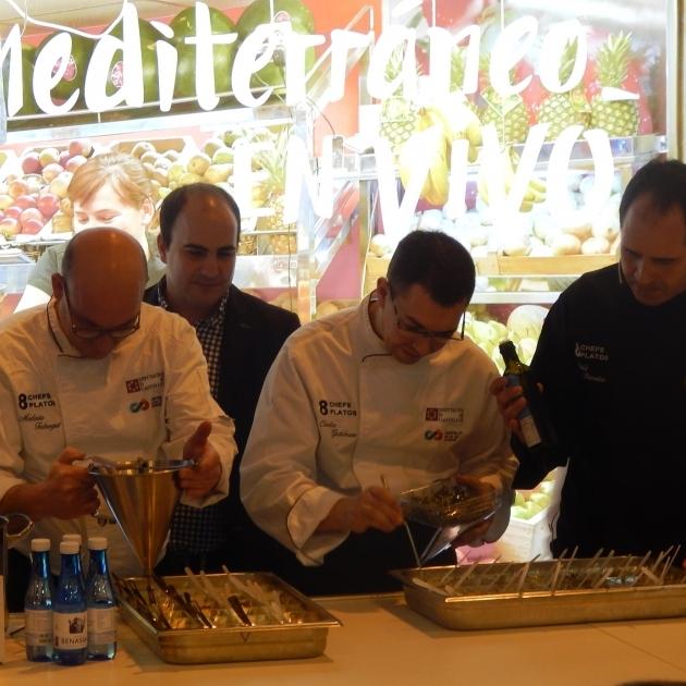 La Diputación muestra al mundo en FITUR la calidad de los productos de Castellón