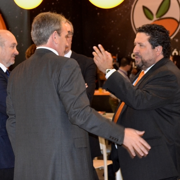 "Moliner ""Queremos ser útiles a los citricultores que emplean a 15000 castellonenses"""