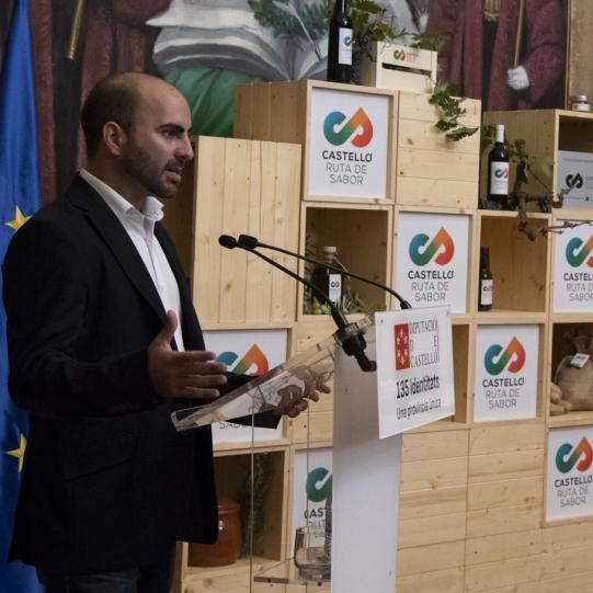 Diputación edita el primer 'gastromapa Castelló Ruta de Sabor' de promoción turística