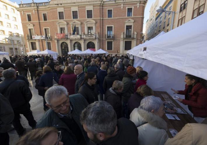La Feria de Producto Gastronómico y Turístico Castelló Ruta de Sabor toma la capital los días 3 y 4