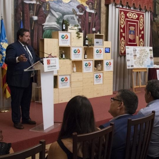 Gran recepción de peticiones de productores para participar en la I Feria Castelló Ruta de Sabor.
