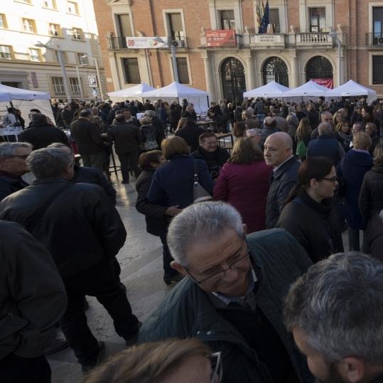 La dualidad mar y montaña como una oportunidad gastronómica en la I Feria Castelló Ruta de Sabor