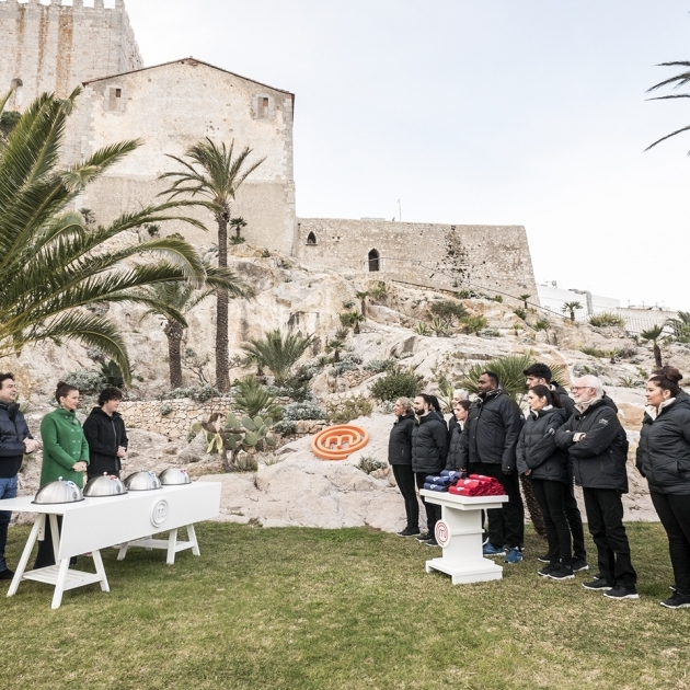 Masterchef es converteix aquest dimarts en una gran plataforma per al turisme