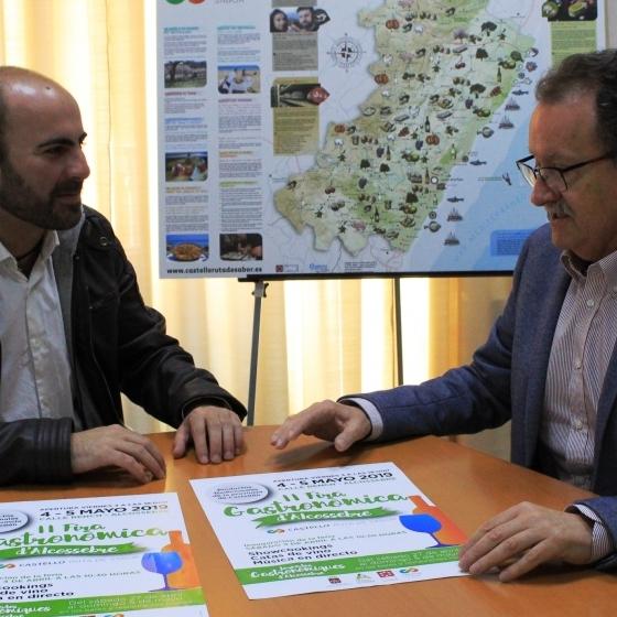 Diputación impulsa el turismo gastronómico en Alcalà de Xivert con la II Fira Gastronòmica
