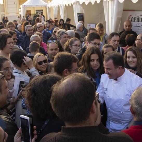 Diputación exhibirá la riqueza gastronómica de la provincia en el Salón de Alimentación