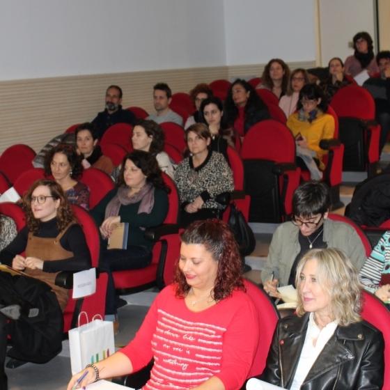 Patricia Puerta destaca a l'Alcora que la Diputació canvie augmentarà un 54% la despesa política social