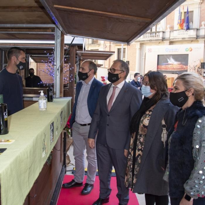 La Diputació treballa en la redefinició de 'Castelló Ruta de Sabor' com a reclam turístic gastronòmic nacional i internacional