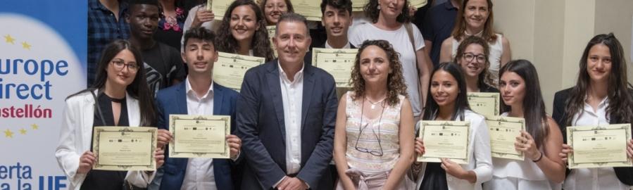 Promocionamos entre estudiantes europeos la gastronomía de la provincia