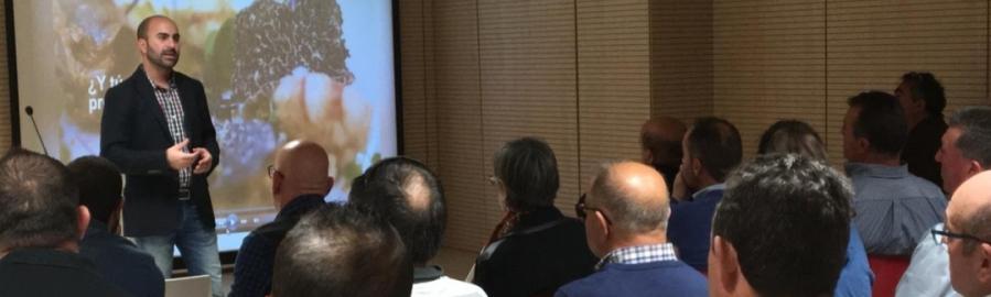 Diputación convierte Castellón en el referente del estudio de la truficultura