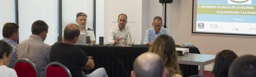 Diputació promocionará el aceite de la provincia con el IX Seminario de Olivicultura y Elaiotécnia