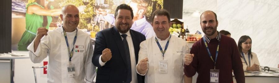 artín Berasategui avala la qualitat dels productes de Castelló Ruta de Sabor