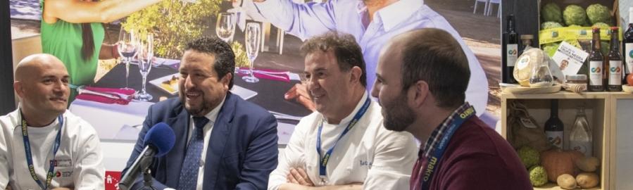 Diputació conclou Madrid Fusió posicionant els productes de Castelló Ruta de Sabor
