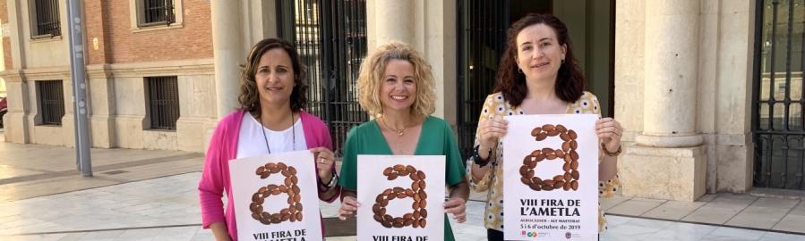 Albocàsser promociona els dies 5 i 6 d'octubre la seua ametla local amb el suport de la Diputació