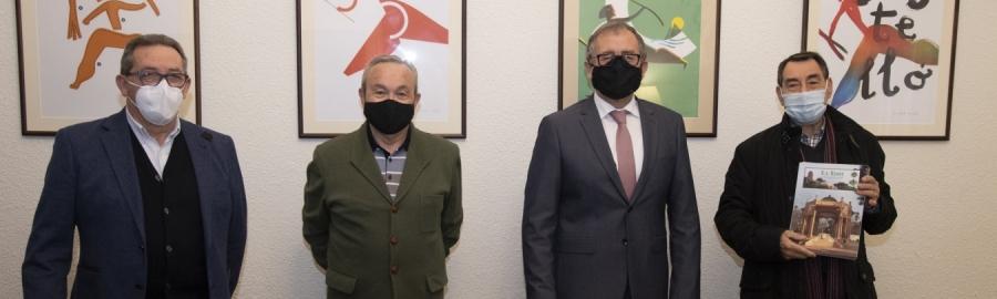 José Martí recollirà el 24 de juliol a Verona el premi 'AURUM Ruta Gastronòmica Europea 2021' que el Consell Europeu de Confraries Enogastronómicas atorga a 'Castelló Ruta de Sabor'