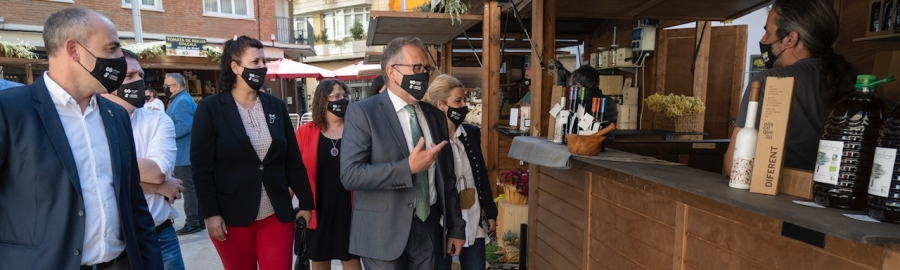 La Generalitat concedeix a Castelló Ruta de Sabor el premi Turisme Comunitat Valenciana en reconeixement a la seua labor per potenciar la imatge turística de la província